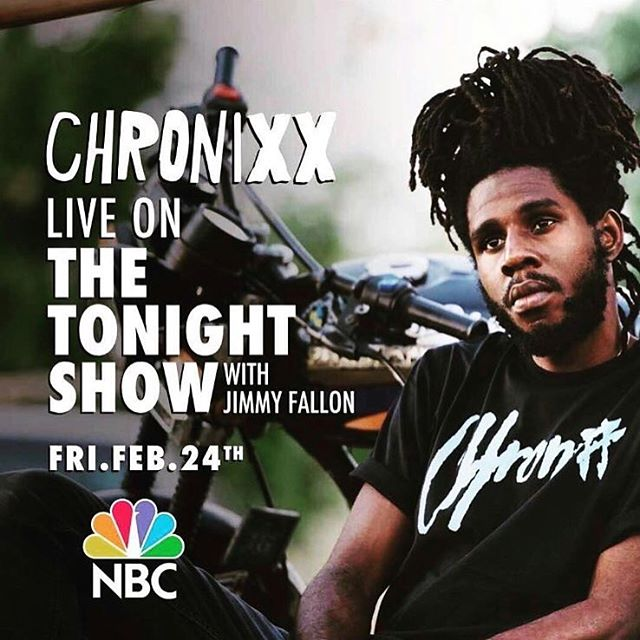 Just incase you Neva know Chronixx making reggae history again!hellip