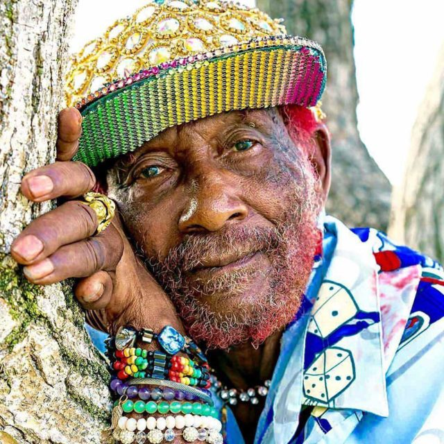 Lee Scratch Perry is 81 years youngSo longevity health andhellip