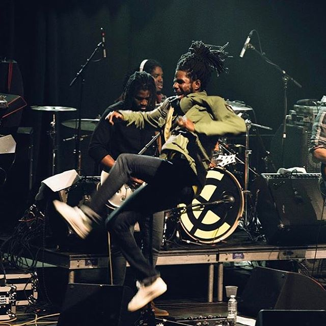 Rasta can fly! London last night regram chronixxmusic are youhellip